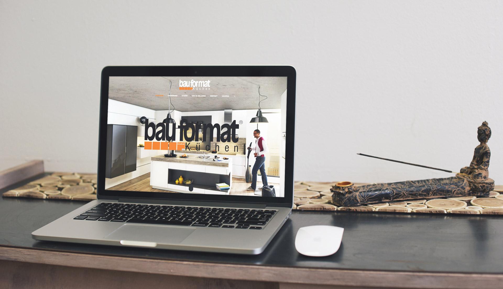 bauformat web design